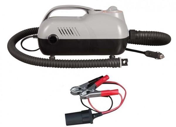 iSUP Pumpe 12 V Druck einstellbar