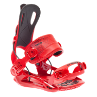 freeridebindung SP fastec 270 rot-orange