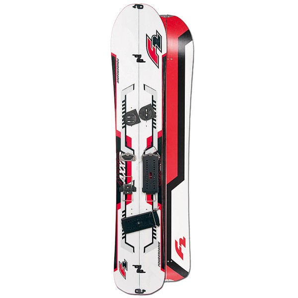 Splitboard / Tourensnowboard Axxis 161cm + SP Fastec Split