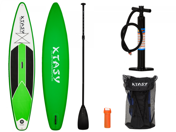 iSUP Soulsurfer 365 green 2019 Set