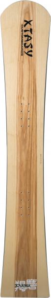 Raceboard / Alpinboard XTASY karma 162 esche