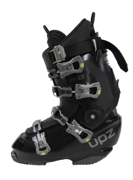 Alpin- / Hardboot UPZ AT 08 black 2021