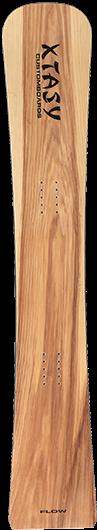 Raceboard / Alpinboard XTASY flow 144 esche